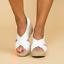 Womens-Wedge-Platform-Sandals-Ankle-Strap-Slingback-Peep-Toe-Summer-Shoes-Size thumbnail 5