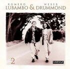 2 by R. & D Lubambo/Romero Lubambo (CD, Sep-2004, GSP Recordings)