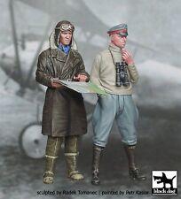 Black Dog 1/32 German Luftstreitkräfte Fighter Pilots Set 1914-1918 WWI F32003