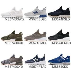 New-Balance-MS574-D-574-Men-Running-Shoes-Sneakers-Trainer-Pick-1