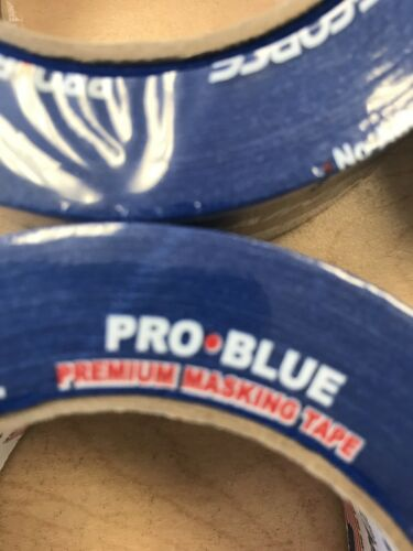 """blue painters masking tape 2""""//60yd 16Rolls 14 Day Release"""