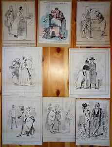 Alfred-GREVIN-Petit-Journal-Pour-Rire-Lithographie-XIX-Fantaisies-Parisiennes-12