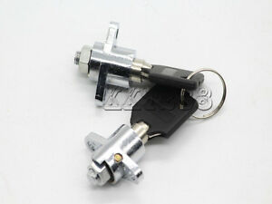 Motor Hard Saddlebag Locks Set W/ Keys For Harley Touring Road Glide King 14-16