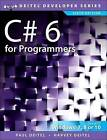 C# 6 for Programmers by Paul J Deitel (Paperback / softback, 2016)