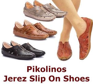 Pikolinos Jerez Women Shoes Slip On