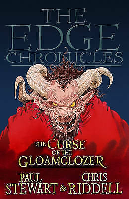 """1 of 1 - """"VERY GOOD"""" Riddell, Chris, Stewart, Paul, The Edge Chronicles 1: The Curse of t"""