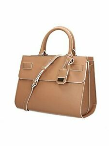 GUESS-WOMENS-SHOPPING-SHOULDER-BAG-HANDBAG-TOTE-SATCHEL-MEDIUM-CAMEL-BROWN-567