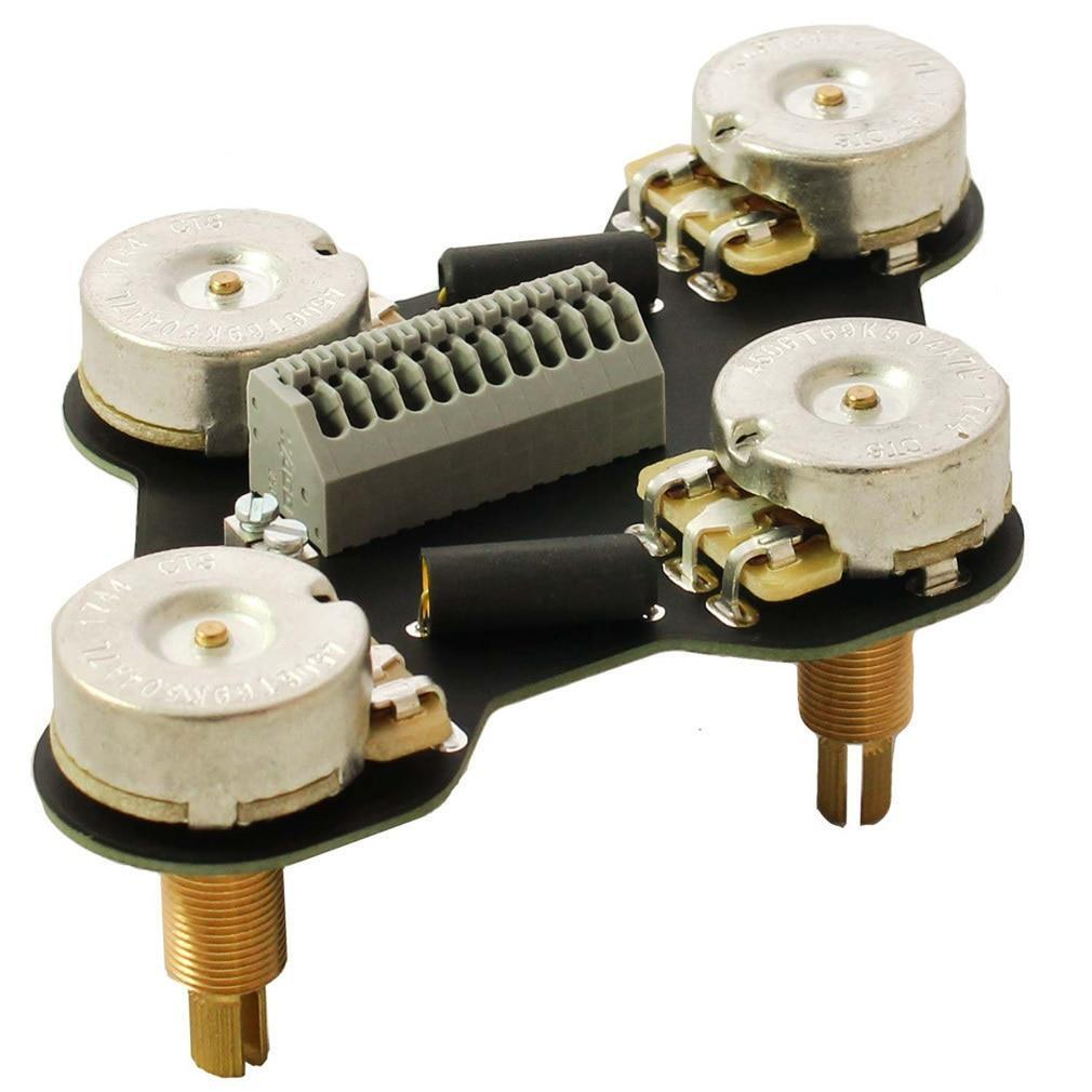 ObsidianWire Solder-less Switch Paul-With Les for 50's