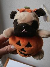 Peluche Halloween Bull Dog zucca Cartorama bulldog
