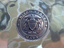 MILITARIA SERVICE JEWELRY 2 HIS & HERS NAVY POCKET COINS ALL New.
