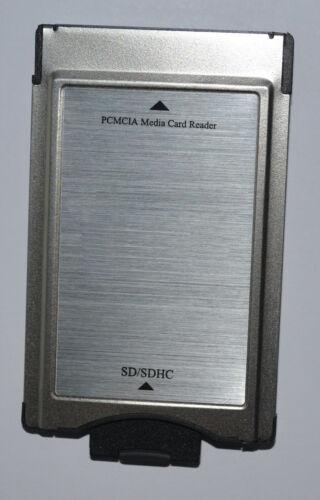 CR-Z 4 8 16 32 gb PCMCIA SD memoria adaptador adecuado para Honda Civic CR-V