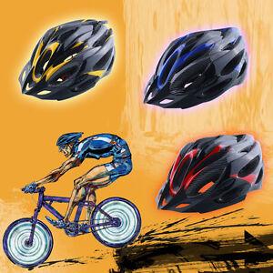 Cycling-Helmet-Adjustable-Bike-Mountain-Unisex-Shockproof-ultralight-Visor