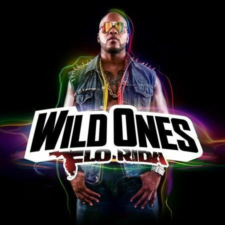 1 of 1 - Wild Ones by Flo Rida CD Album Ft. Whistle, I Cry , Wild Ones