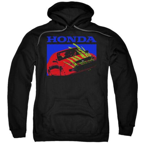 Honda Hoodie Bold CIVIC COUPE Noir Hoody