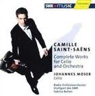 Saint-Sa‰ns: Complete Works for Cello & Orchestra (CD, Sep-2008, Haenssler)