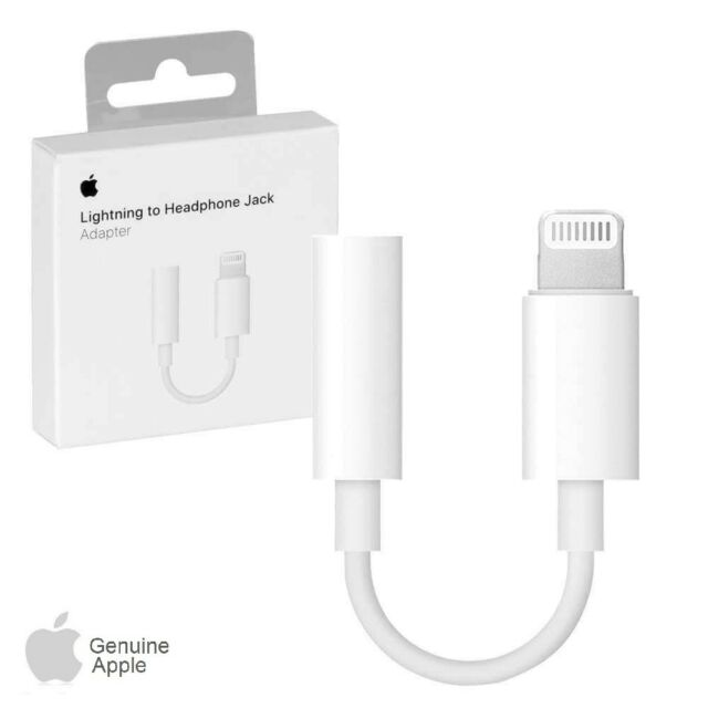 *not * Apple Lightning to 3.5 Mm Headphone Jack Adapter iPhone X 8 7