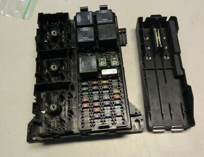 01 02 Engine Fuse Box Fits 2000 -2001 Ford Taurus 2000 ...