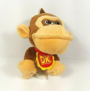 World of Nintendo Baby Donkey Kong Plush Toy DK Limited ...