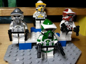 Lego-Star-Wars-ARF-Scout-Commanders-Ponds-Gree-Cody-Clone-Troopers