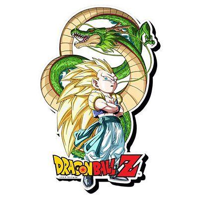 Funky Chunky Magnet Anime Manga Animated Game Gotenks Dragon Ball Z NEW