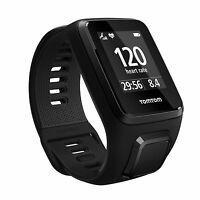 Tomtom Spark 3 Gps Fitness Watch Black Size Large