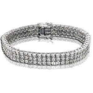 3-Row-Diamond-Tennis-Bracelet-White-Gold-Finish-1-00-CTS