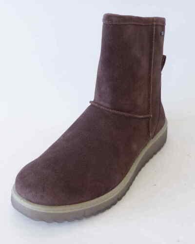 Legero Stiefel Campania Boot dark clay rosa Warm Goretex Reißverschluß 00654 57