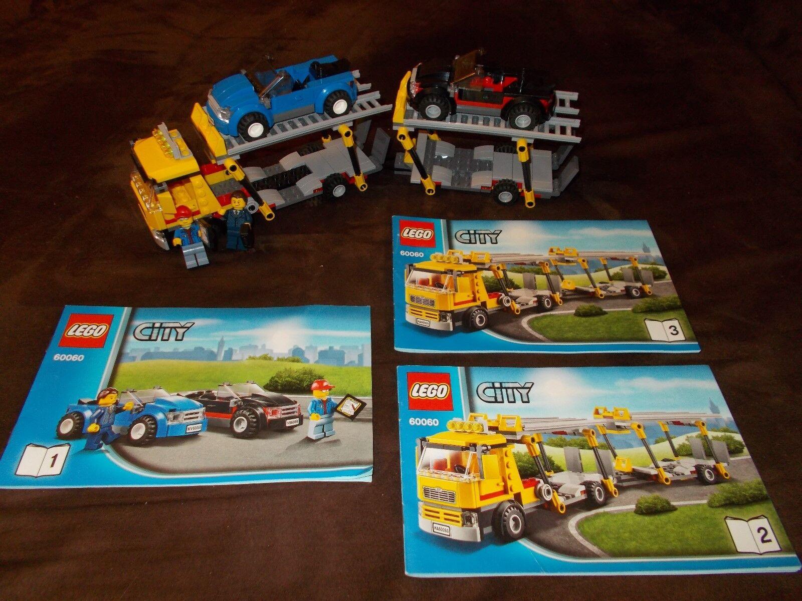 Lego® City - 60060 - Autotransporter mit Bauanleitung (BA)