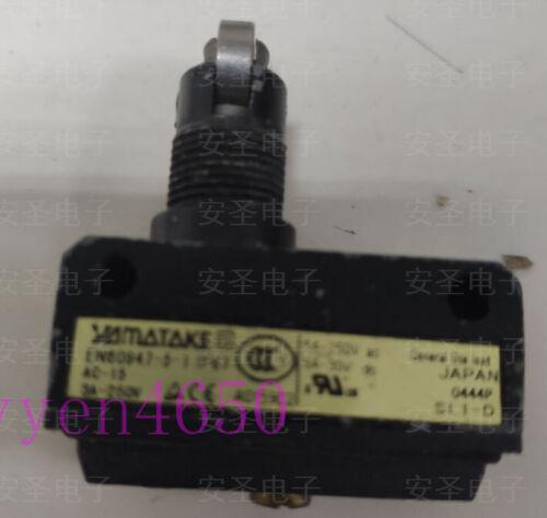 Details about Limit Switch EN60947-5-1 for Yamatake Azbil SL1-D SL1D CNC #n4650