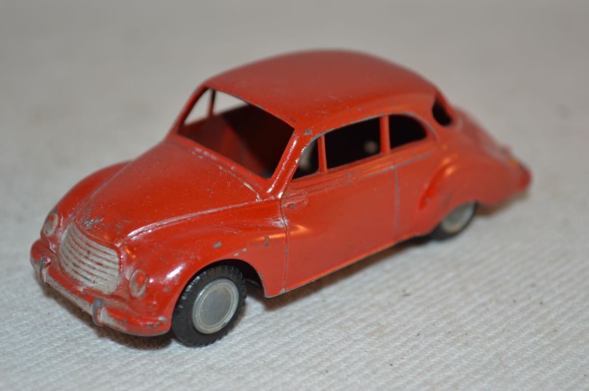 Lion Car  DKW rouge in excellent plus original condition made in Holland 1e type