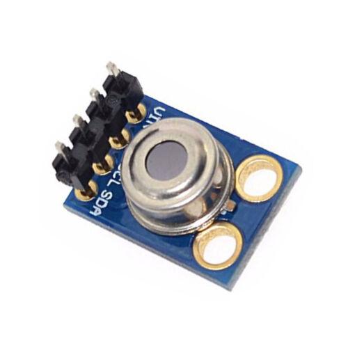 Módulo Sensor de temperatura infrarroja MLX90614 IIC I2C 3-5 V 51 MCU ATF