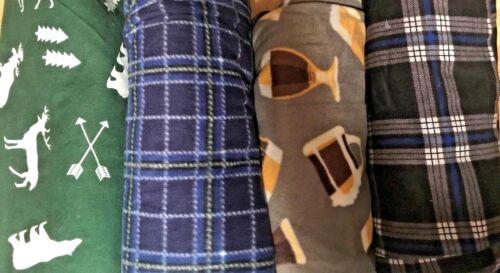 NEW Arctic Trail Flannel Fleece Pajama Lounge Pants XL Plus Sizes L XXL