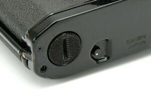 Ausgeknipst Winder Couvercle de Boîtier Canon A1 AE-1(P) AT1 AV1 Drive / Capot