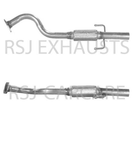 182/_ 1.2 16V 80 Petrol 2000-10-/> 2001-10 EXHAUST LINK PIPE FIAT BRAVO I