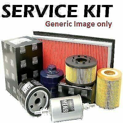 For Mazda 3 BM 2.2 Skyactiv-D Diesel 13-16 Oil-Fuel-Cabin-Air Filter Service Kit