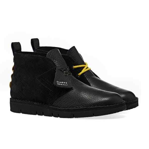 Clarks Originals Desert Boots 2.0 in Black - Size 11 UK / RRP / NEW