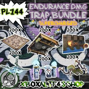 Endurance-Damage-Trap-Bundle-Fortnite-STW-XBOX-PS4-PC