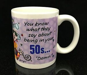 being in your 50s