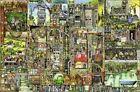 Jigsaw Colin Thompson Bizarre Town 5000pc Puzzle Ravensburger