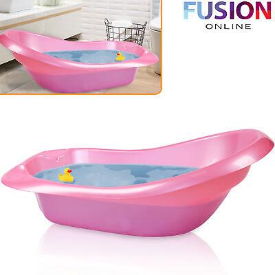 Large Baby Bath Tub Bathing Plastic Washing Babies New Born Kids Toddler Infant