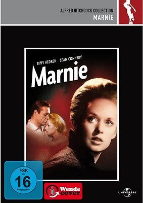 DVD MARNIE v. Alfred Hitchcock,Tippi Hedren, Sean Connery ++NEU