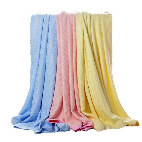 Blanket Bed Sheet Bath Towel Washcloths Bamboo /& Pima Cotton Comfort Cool Soft