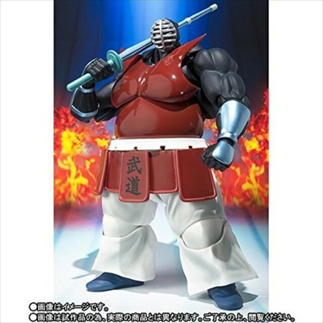 Bandai S.H Figuarts Kinnikuman Terryman 150mm Action Figure