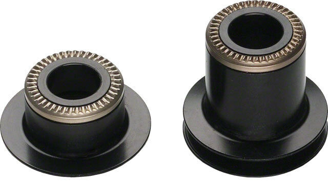New DT Swiss 10mm Thru Bolt conversion end caps for 9 10 speed Rear Hubs  Fits