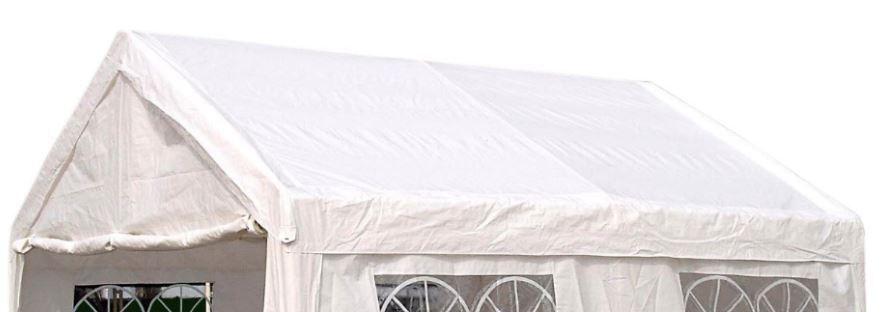 Ersatzdach Ersatzplane Dachplane Zeltdach Pavillondach 3x4 Meter, Meter, Meter, PVC weiß | Am praktischsten  | Sofortige Lieferung  | Am wirtschaftlichsten  4da868