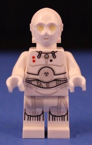 LEGO® brick STAR WARS™ 75098 K-3PO™ white Protocol Droid Minifigure 100/% LEGO