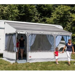 Fiamma F45s Zip Awning AND Privacy Room Bundle 3.5m 350 ...