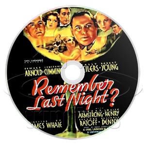 Remember-Last-Night-1935-Comedy-Mystery-Movie-Film-on-DVD