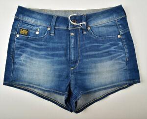 G-Star-Raw-Midge-H-W-Shorts-Size-W28-Jeans-Hotpants-Stretch