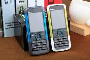 Nokia-5000-Desbloqueado-Telefono-Celular-Soporte-de-red-2G-Fm-Teclado-Bluetooth-movil